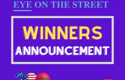 ACA EYE ON THE STREET WINNERS